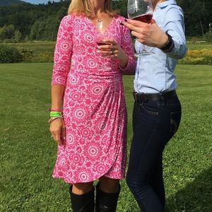 Hatley Maternity Dress size small